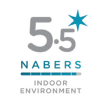 NABERS Indoor Environment Quality 5.5 Stars