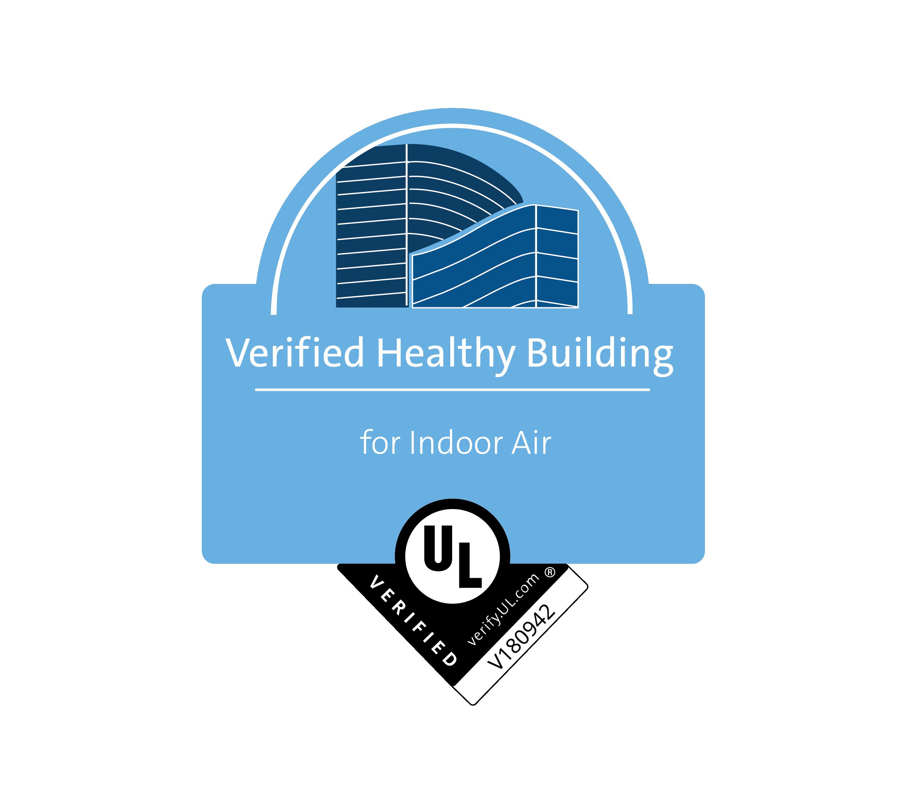 UL Indoor Air verified