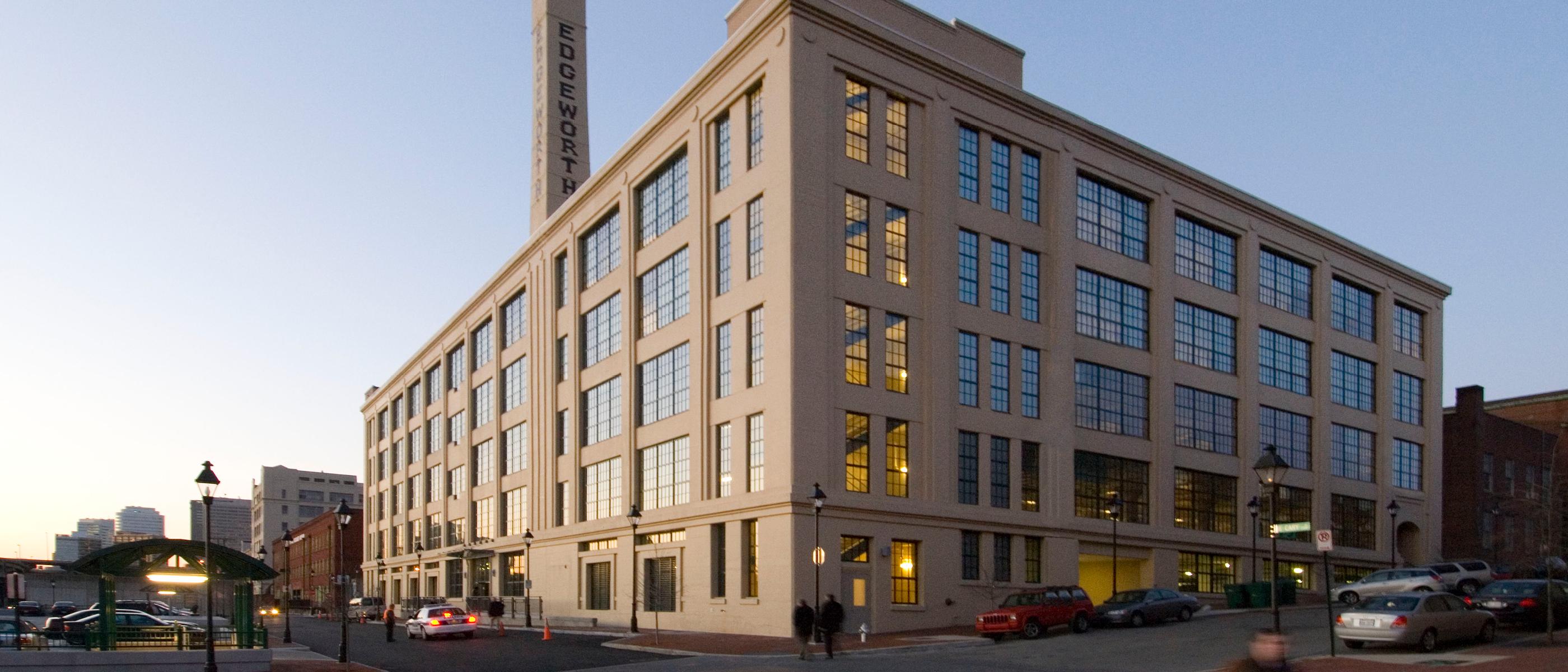Edgeworth Building