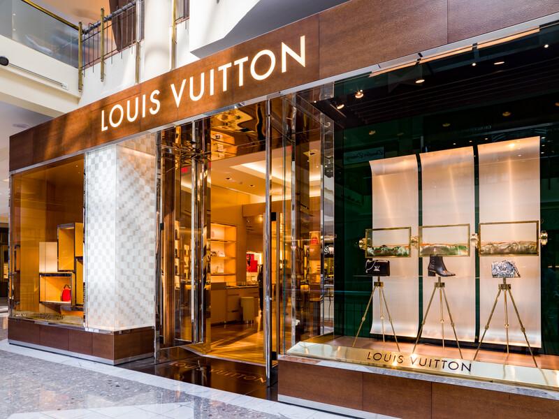 Louis Vuitton at Tysons Galleria