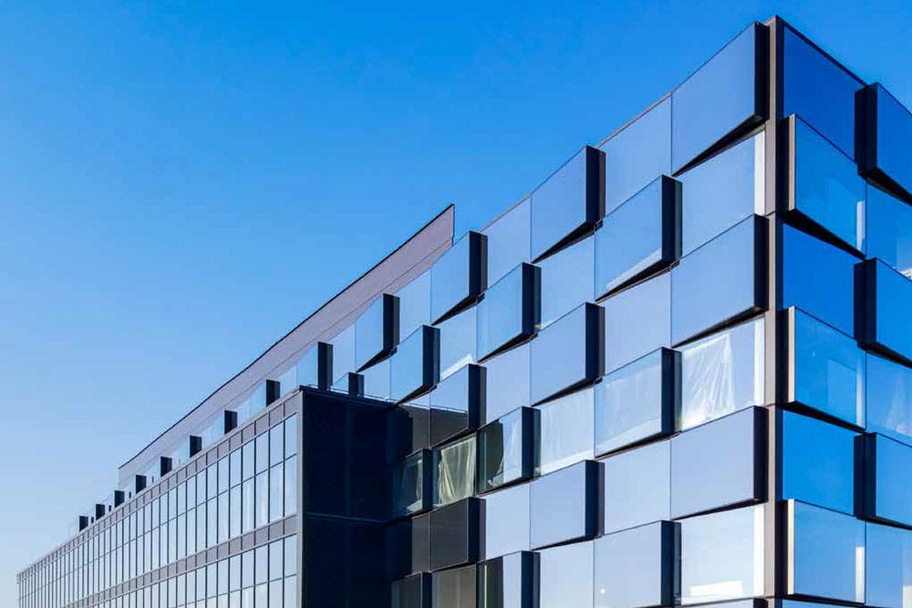 Block 16 Exterior Windows