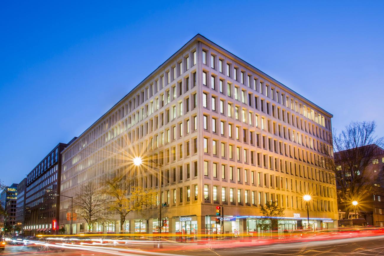 2000 M Street Office Building