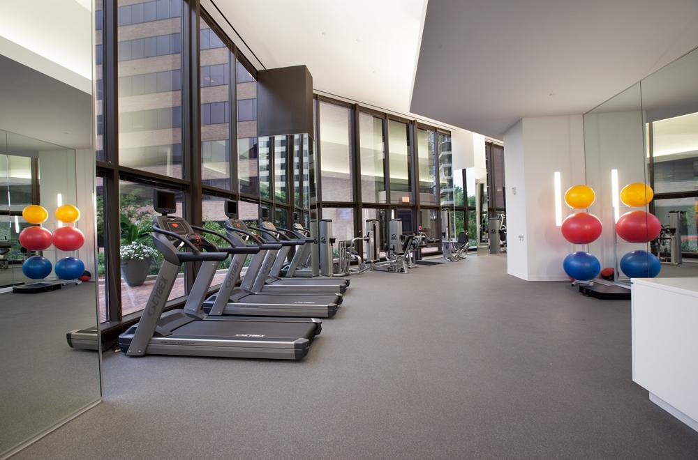 Fitness Center at Arlington Tower