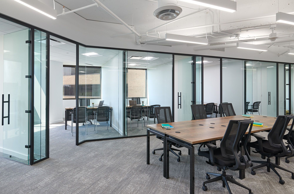 Conference Rooms in Arlington Tower