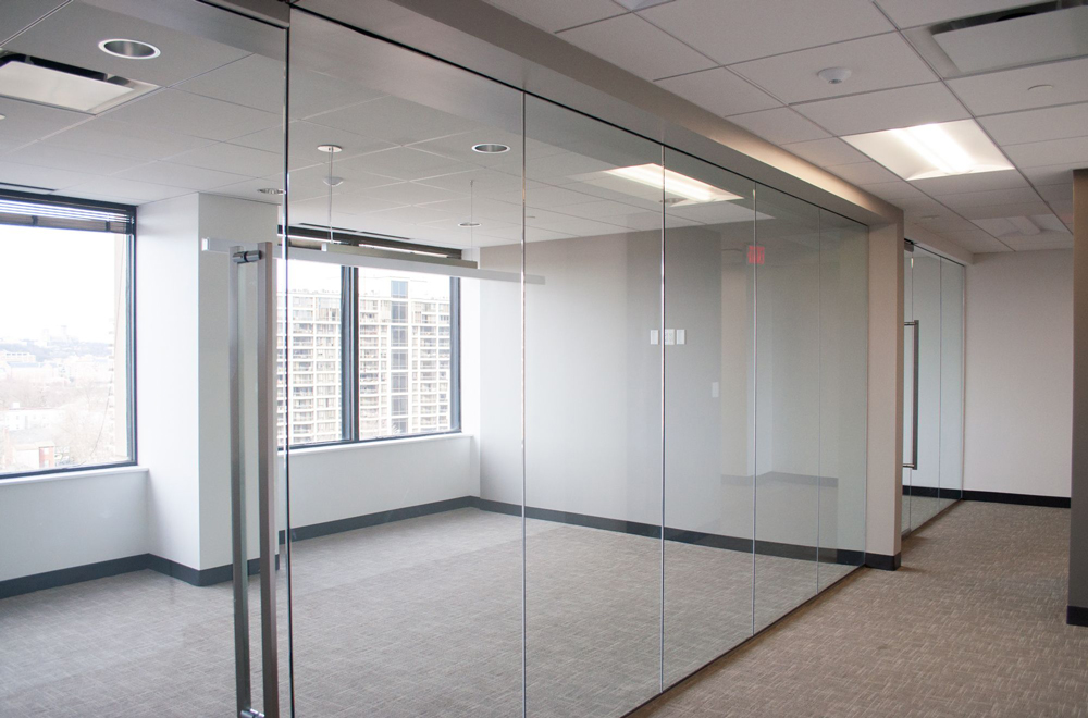 1600 Wilson Interior of Office Suite