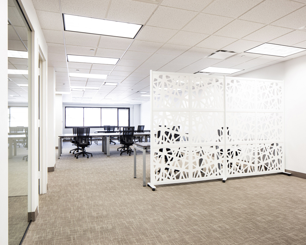 515 King Interior Office Suite Meeting Area