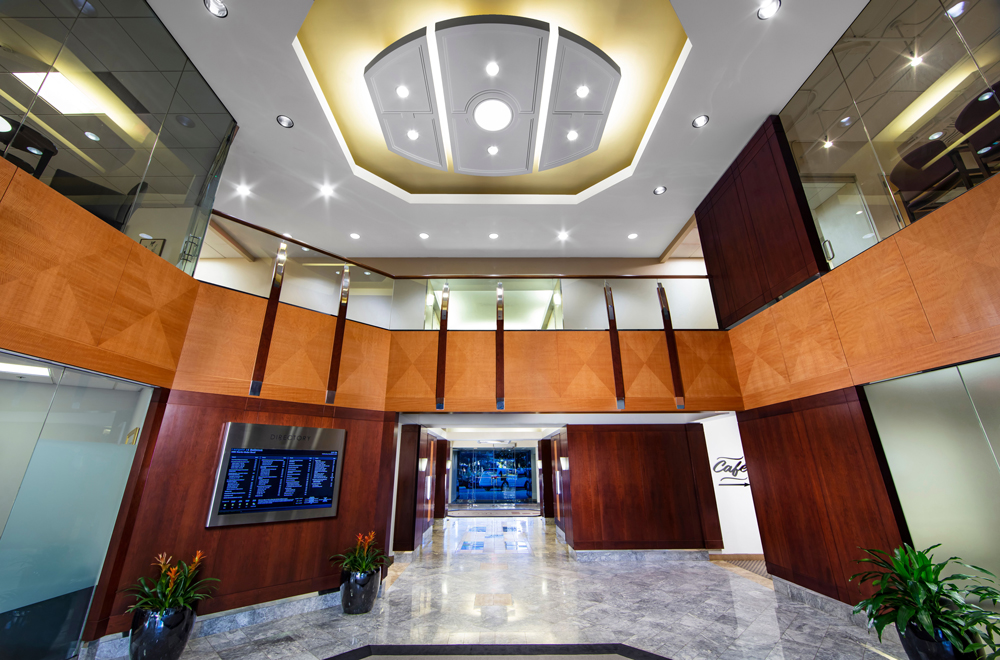 Fairgate Arlington Medical Center Interior Lobby