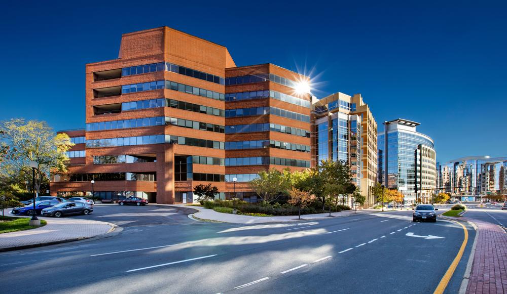 Fairgate Arlington Medical Center Exterior Aerial View