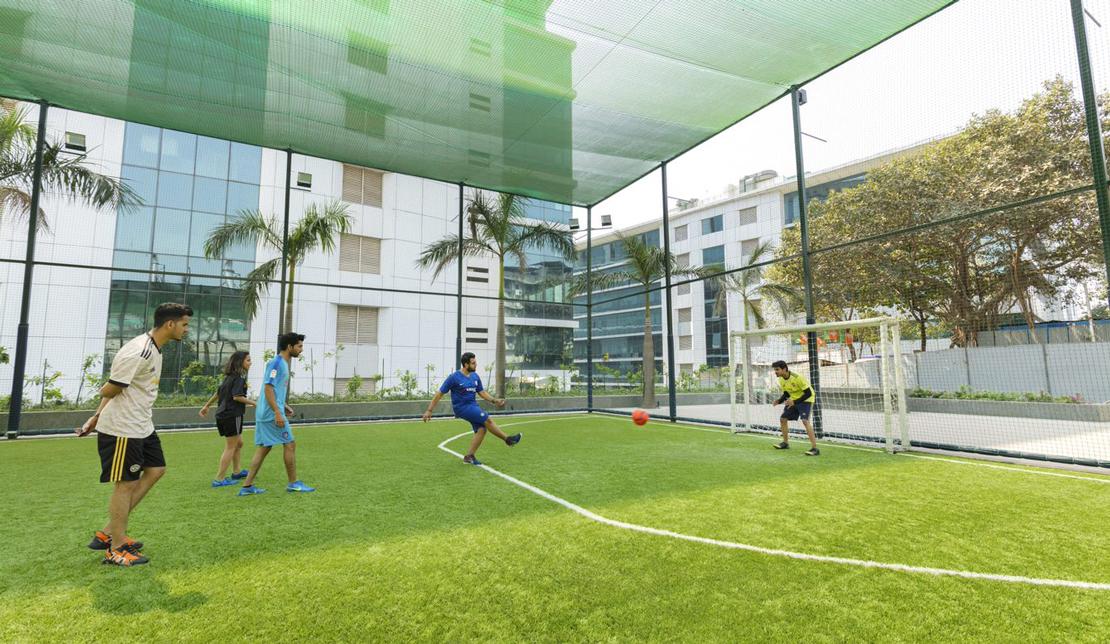 Equinox Outdoor Soccer Field