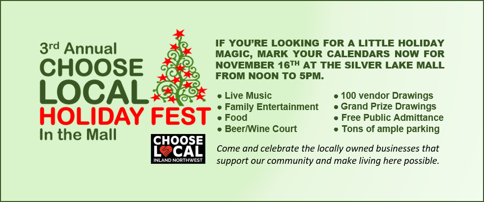Choose Local Holiday Fest