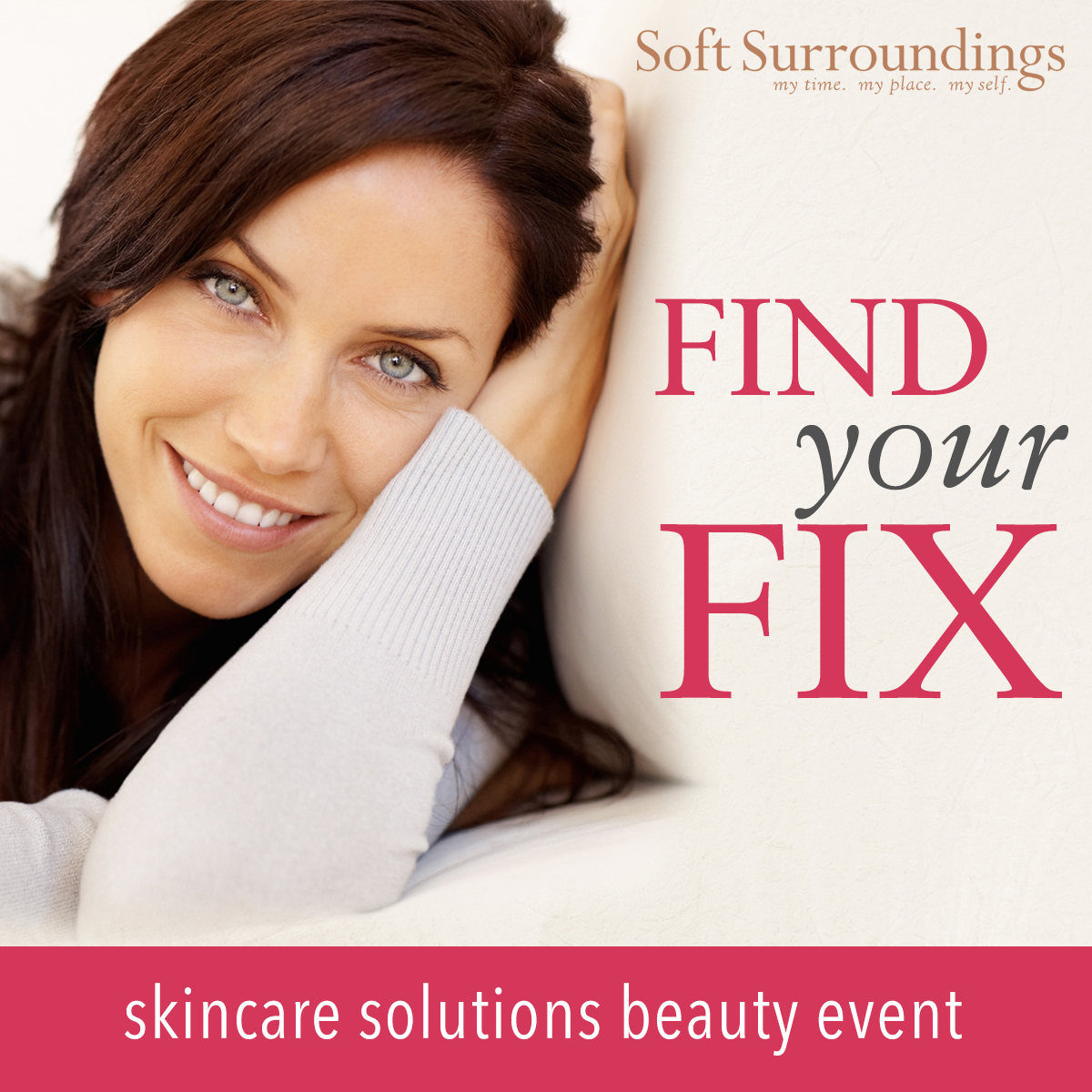 Find Your Fix Beauty Event