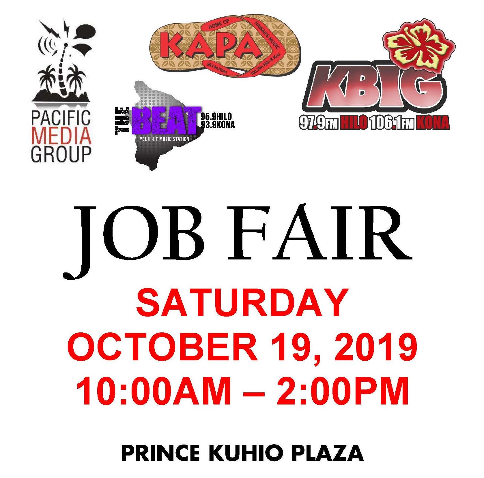 PMG Job Fair