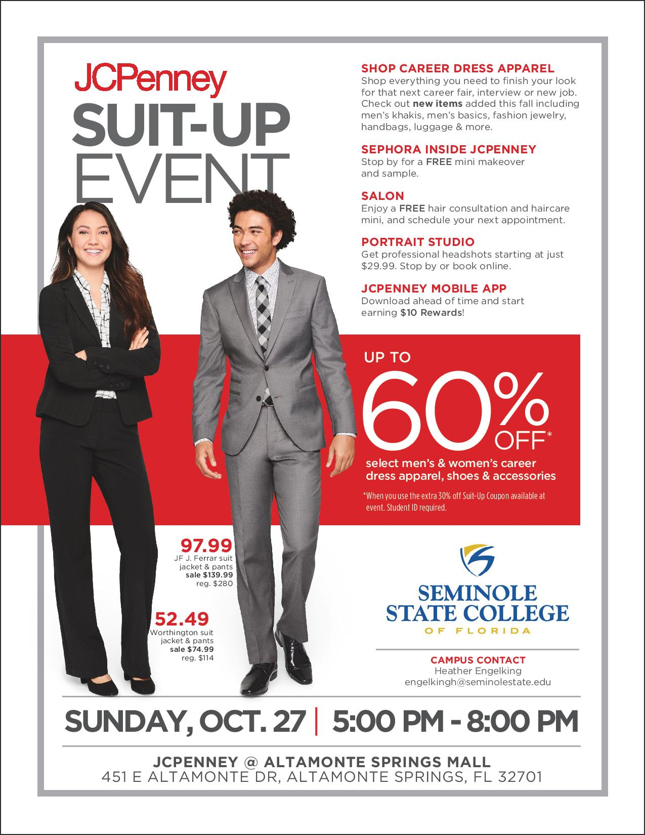 Suit-Up Event