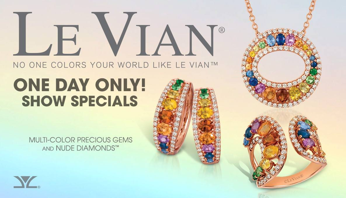 Levian Event - Harry Richie's Jewelers