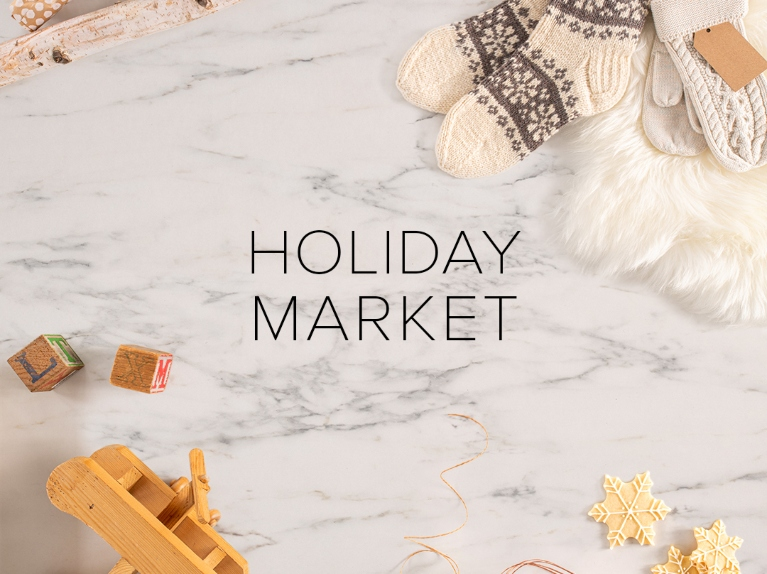 holiday market items