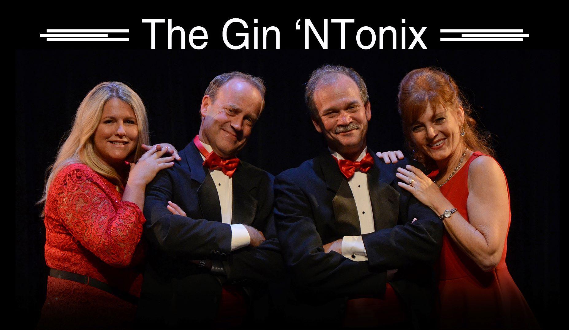 Gin 'NTonix Linear