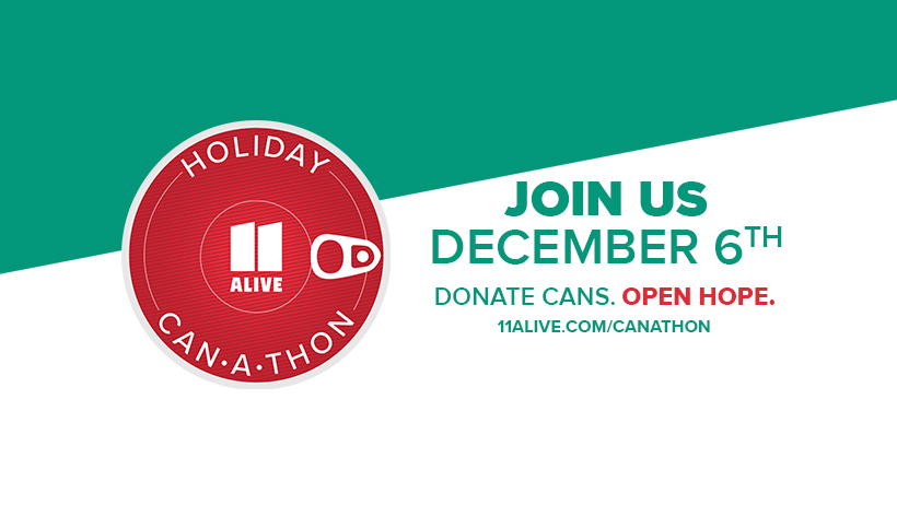 Holiday Can-A-Thon
