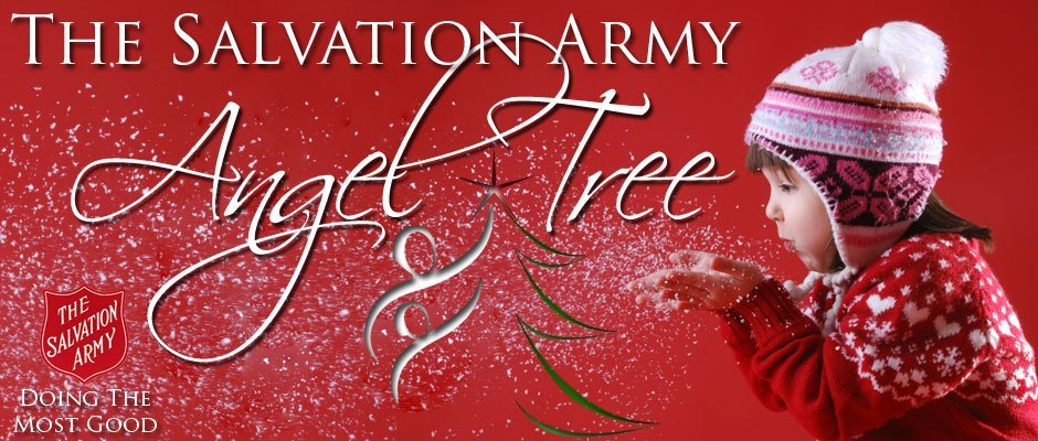 The Salvation Army Giving Tree