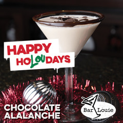 Bar Louie Holiday Mixers