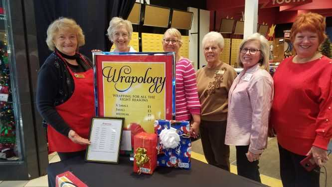 Gift Wrap Services by The Sierra Vista Woman's Club