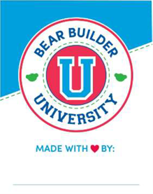 Bear Builder University