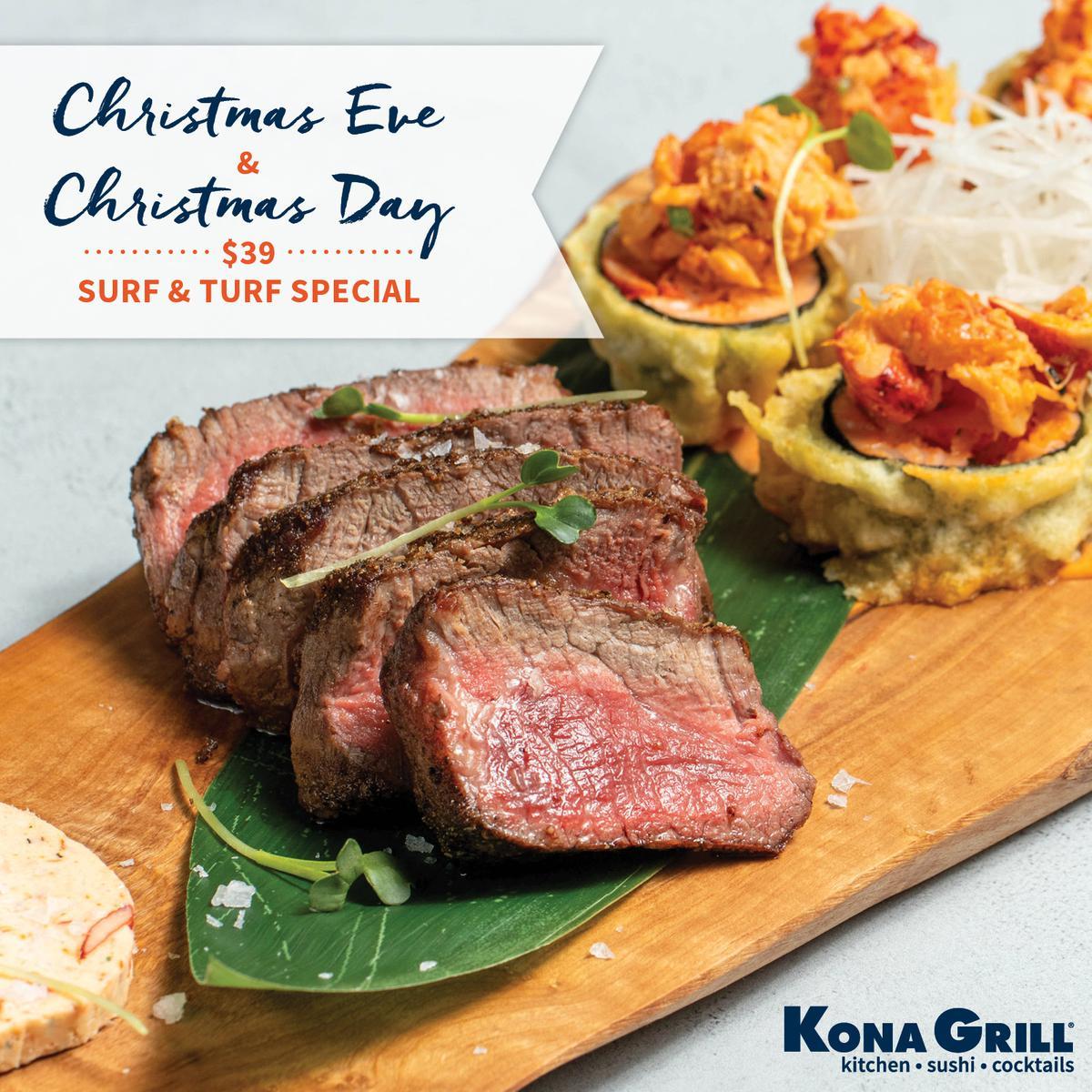 Christmas at Kona