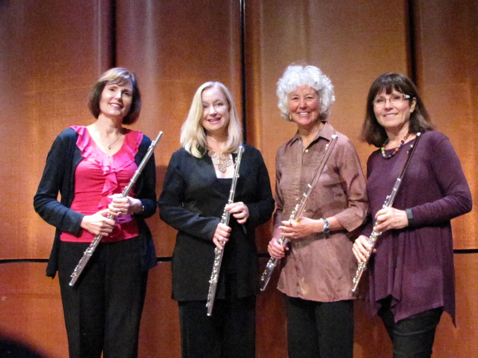 Shalimar Flute Quartet