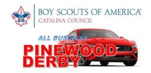 All-Business Pinewood Derby