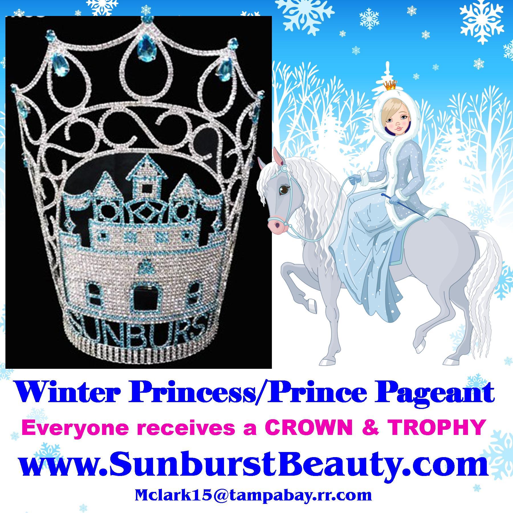Winter Princess/Prince Pageant