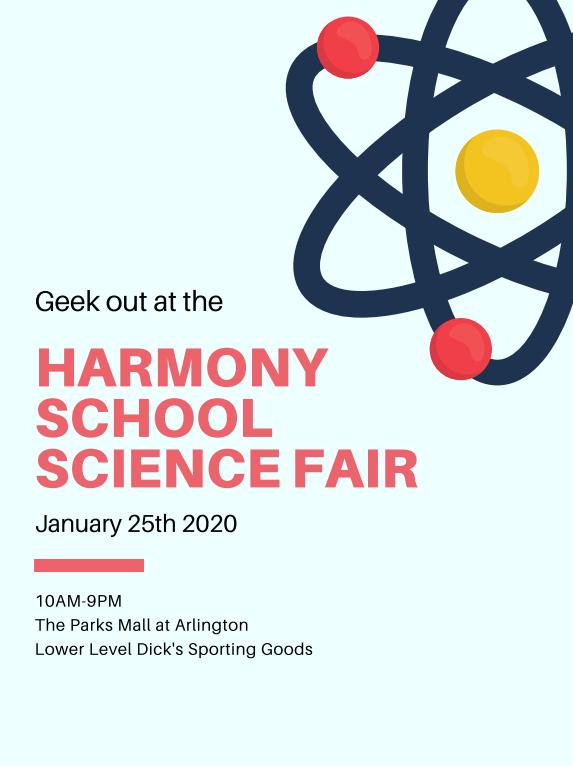 The Harmony School Science Fair
