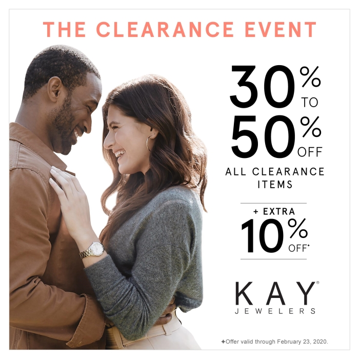 The Clearance Event!