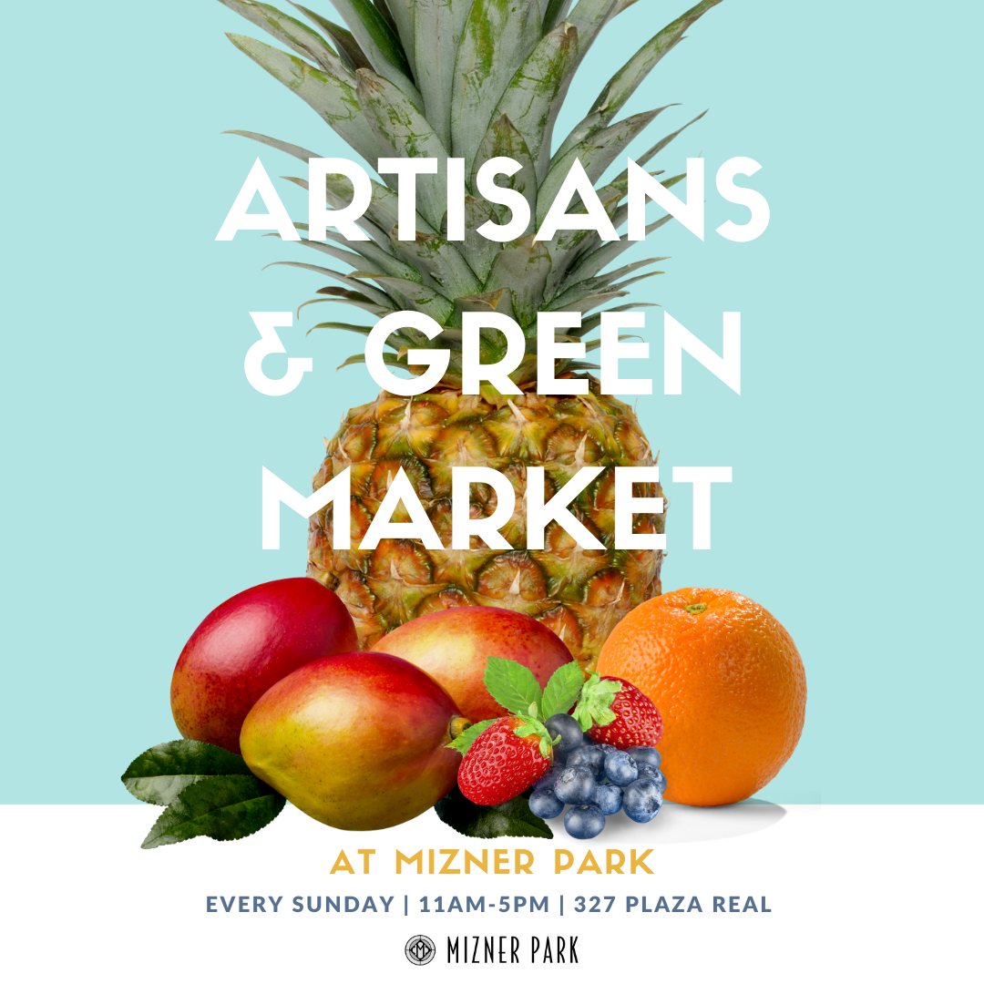 Enjoy the Green Market