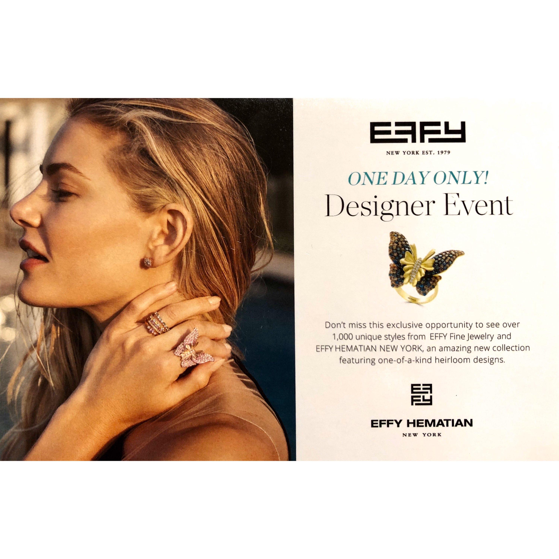 Effy Designer Event