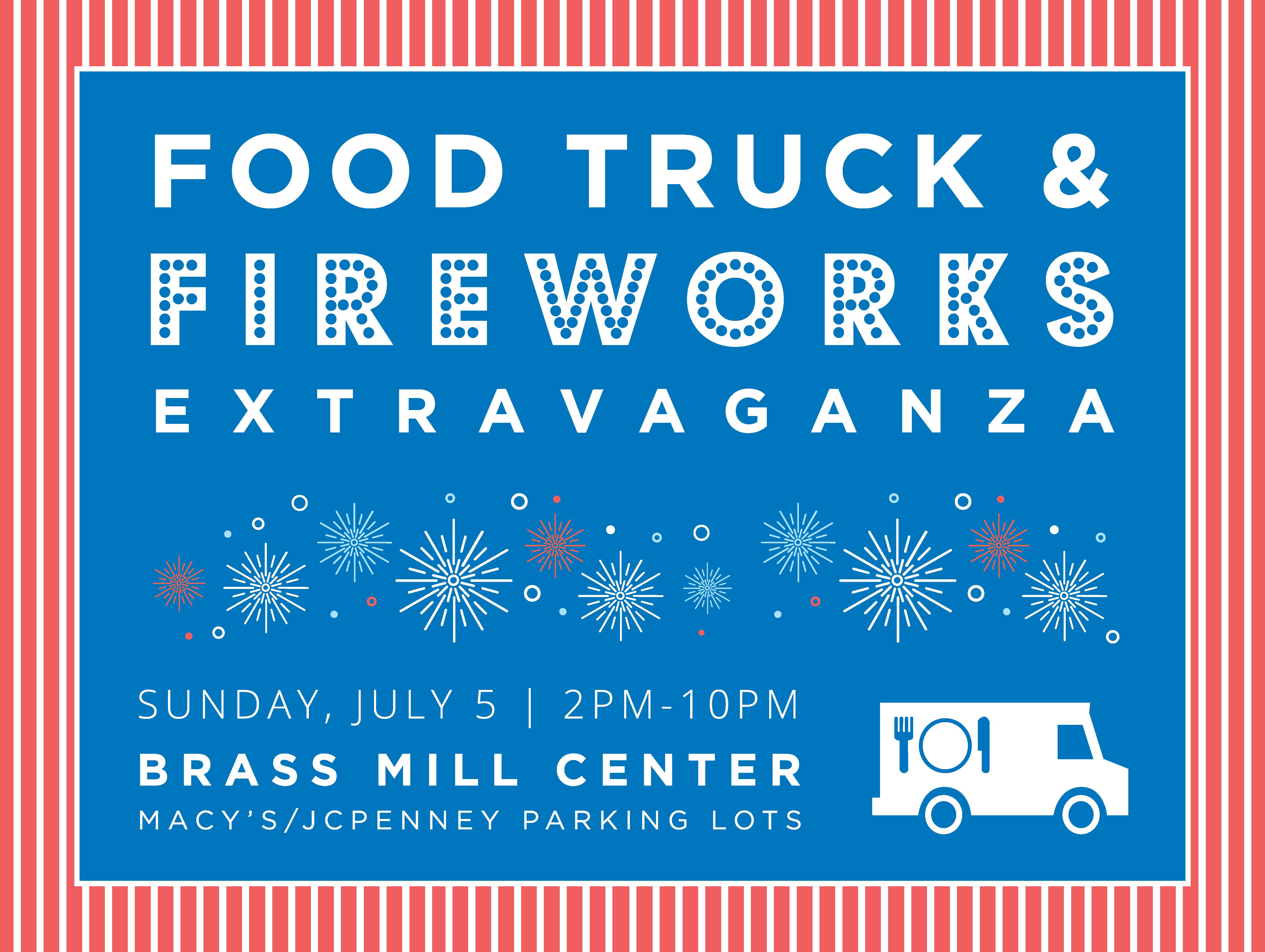 Food Truck & Fireworks