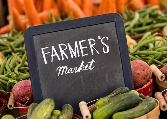 Farmers' Market Galleria at Tyler