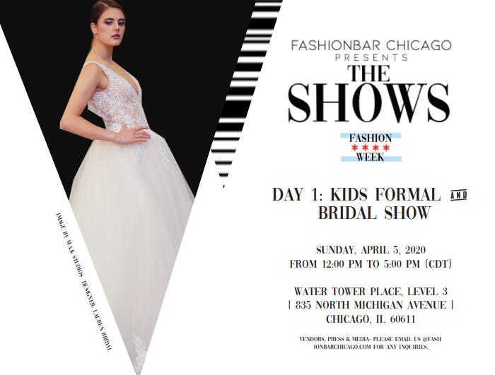 Kids & Bridal F/W 2020 (Evening Show)