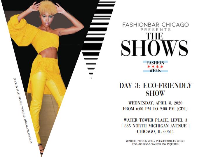 Eco-Friendly  F/W 2020 Show