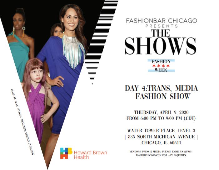Trans, Media and Fashion F/W 2020
