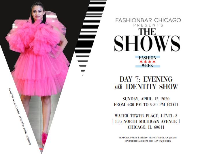 Evening Wear & The IDENTITY Show F/W 2020!