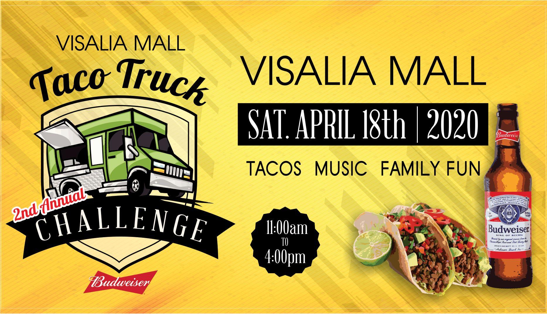 Taco Truck Challenge