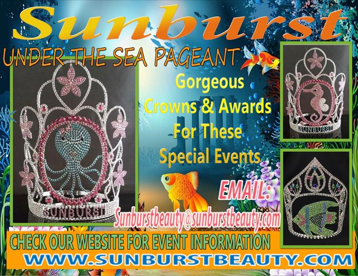 Under the Sea Beauty Pageant