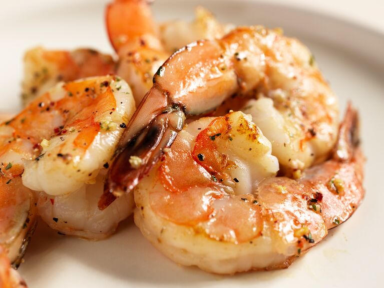 grilled shrimp scampi