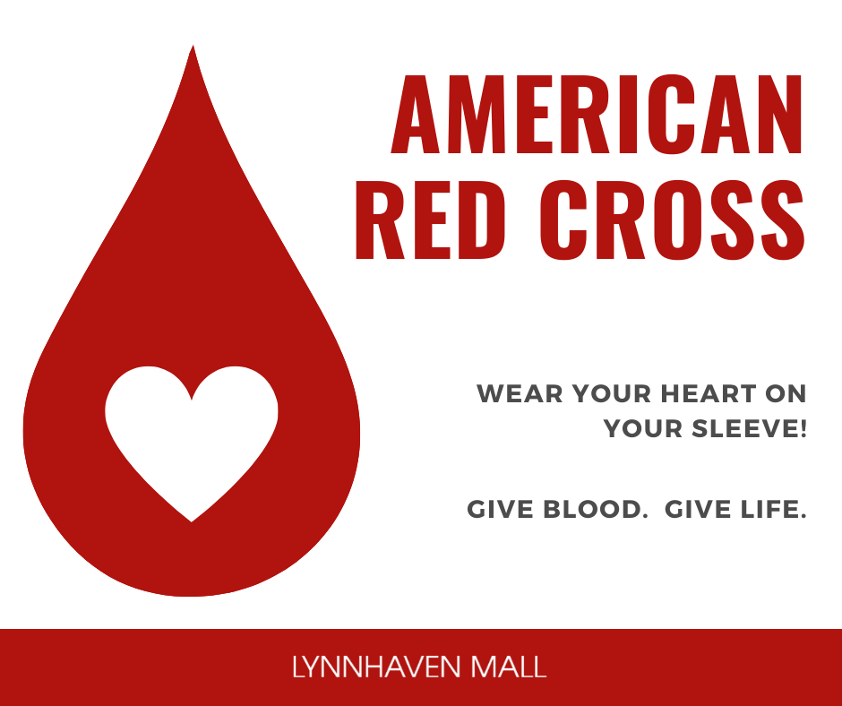 Lynnhaven Mall - American Red Cross Blood Drive