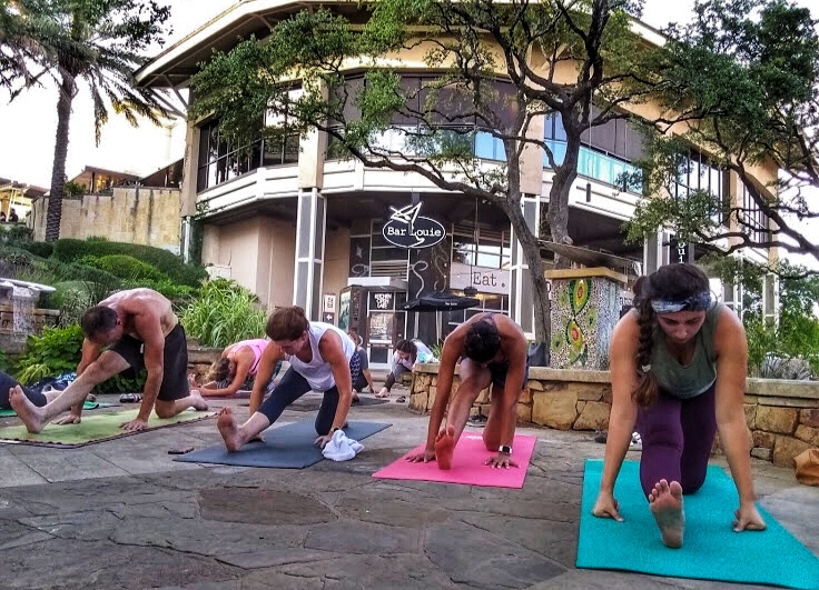Third Thursday Yoga