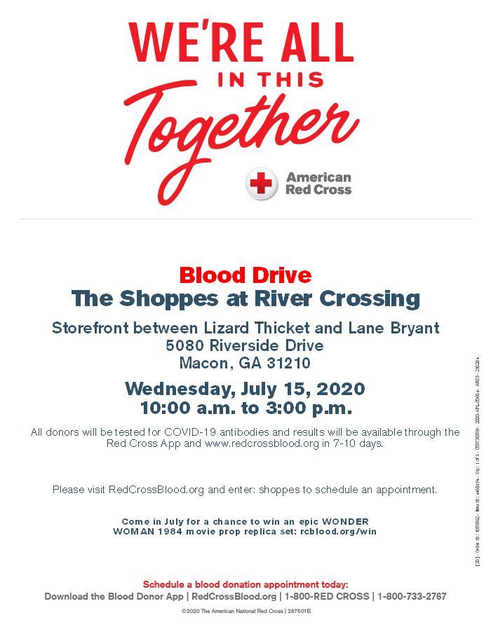 Help Save a Life. Schedule your blood donation appointment today.