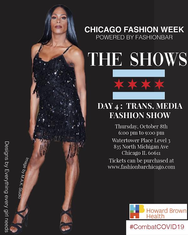 Day 4: Trans, Media Fashion Show
