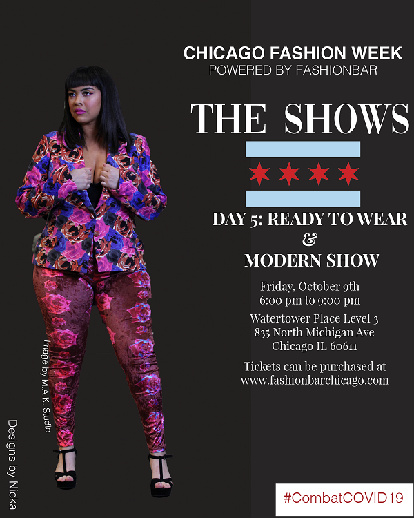 Day 5: Ready To Wear and Modern Show