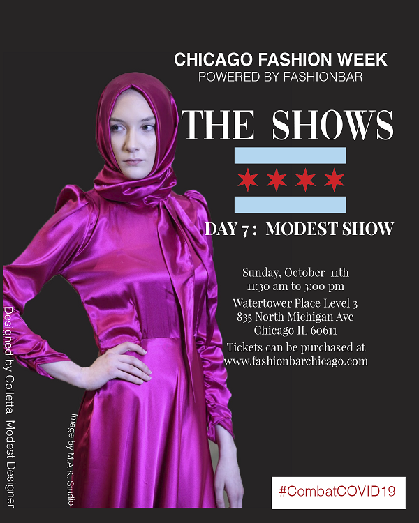Day 7: Modest Show