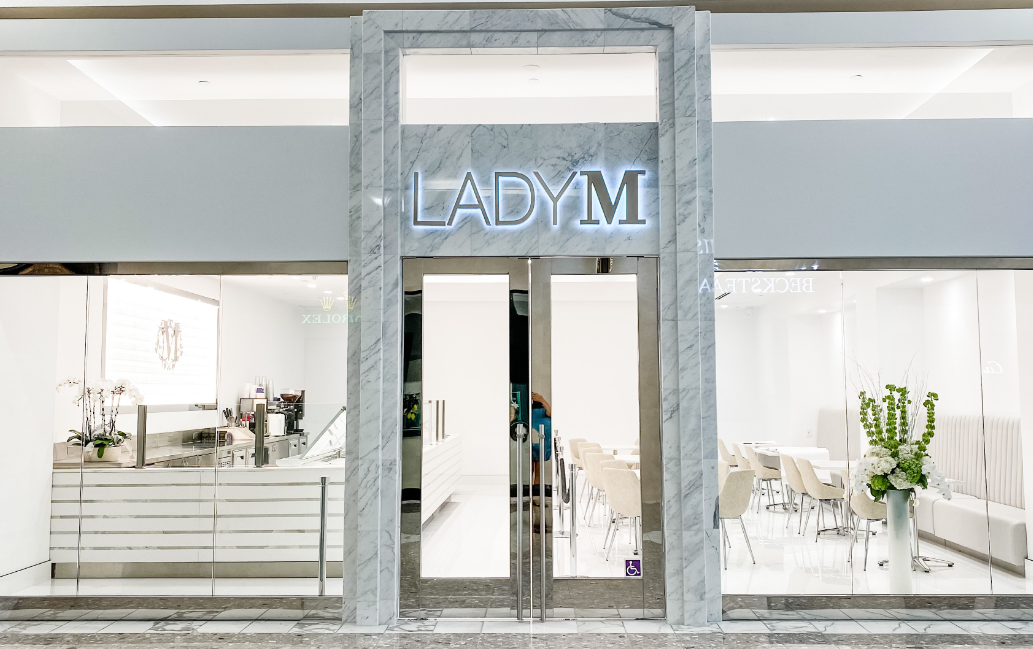 Lady M New Storefront