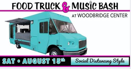 Woodbridge Summer Food Truck Fest is coming - Social Distancing Style!